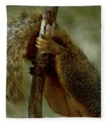 The Hang On Tail Fleece Blanket