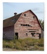 The Hole Barn Fleece Blanket