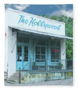 The Hollywood At Tunica Ms Fleece Blanket