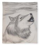 The Howler Fleece Blanket