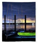 The Kayak Fleece Blanket