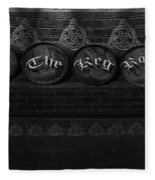 The Keg Room Version 2 Fleece Blanket