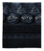 The Keg Room Version 5 Fleece Blanket