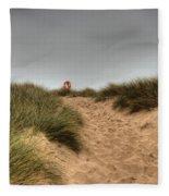 The Lifebelt 2 Fleece Blanket