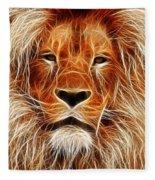 The Lion Sleeps Tonight Fleece Blanket
