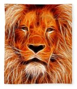 The Lions King Fleece Blanket