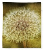 The Lion's Tooth Fleece Blanket