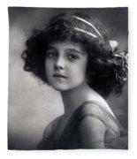 The Litte Angel 1911 Fleece Blanket