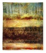 The Losses Reflected Fleece Blanket