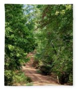 The Low Road Fleece Blanket