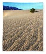 The Magic Of Sand Fleece Blanket