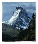 The Matterhorn Fleece Blanket