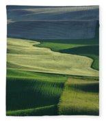 The Palouse 4 Fleece Blanket