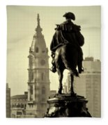 The Parkway End To End Fleece Blanket