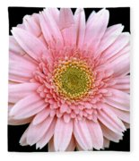 The Pink Flower Fleece Blanket
