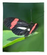 The Postman Takes Flight Fleece Blanket