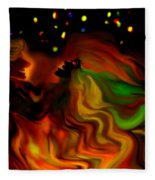 The Revellers Fleece Blanket
