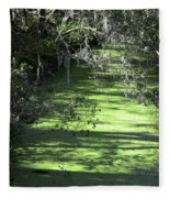 The River Fleece Blanket