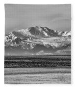 The Rockies Fleece Blanket
