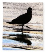 The Royal Society For Protection Of Birds Fleece Blanket