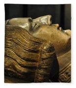 The Royal Tomb Of Count Gerard Van Gelder Iv Fleece Blanket