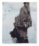 The Skater Fleece Blanket