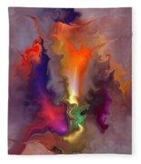 The Source Fleece Blanket