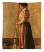 The Sweeper Fleece Blanket