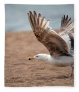 The Take Off Fleece Blanket