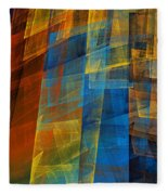 The Towers 2 Fleece Blanket