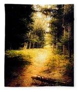 The Trail Fleece Blanket