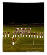 The United States Marine Band Fleece Blanket