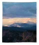 The Watchman Fleece Blanket