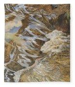 The Water Sprite Fleece Blanket