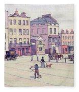 The Weigh House - Cumberland Market Fleece Blanket