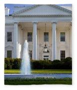 The White House Fleece Blanket