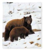 The Winter Guide Fleece Blanket