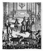 Theater: Covent Garden Fleece Blanket