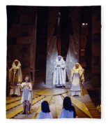 Verdi's Aida Fleece Blanket