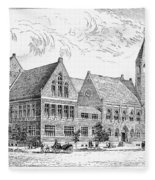 Theological Seminary, 1884 Fleece Blanket