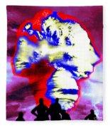 Thermonuclear Detonation Fleece Blanket