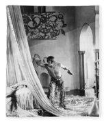Thief Of Bagdad, 1924 Fleece Blanket