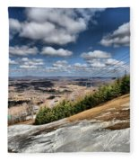Thin Cover Fleece Blanket