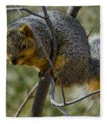 This Is My Tree Fleece Blanket
