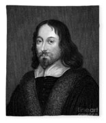 Thomas Browne (1605-1682) Fleece Blanket