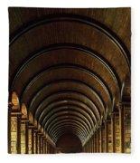 Thomas Burgh Library, Trinity College Fleece Blanket