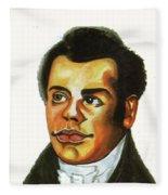 Thomas Freeman Fleece Blanket