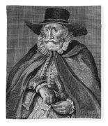 Thomas Hobson (1544-1631) Fleece Blanket