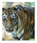 Tiger - Endangered - Wildlife Rescue Fleece Blanket