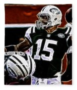 Tim Tebow  -  Ny Jets Quarterback Fleece Blanket